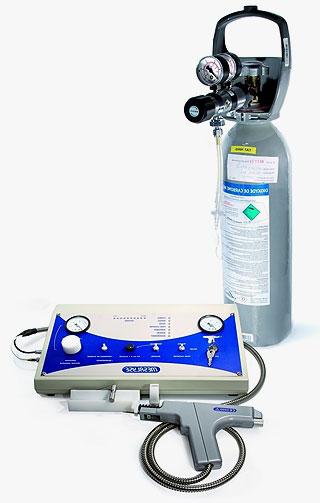 karboksyterapia urządzenie mesalyse